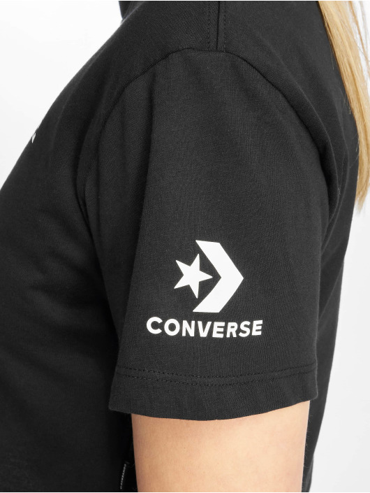 Converse T-Shirty All Star czarny