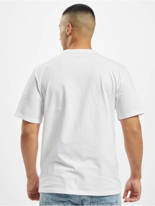 Converse T-skjorter Embroidered Star Chev Left Chest hvit