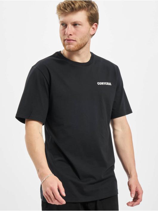 Converse T-skjorter Groovy svart