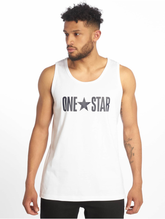 Converse Tank Tops One Star hvit