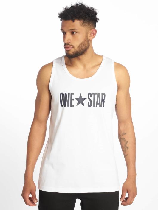 Converse Tank Tops One Star valkoinen