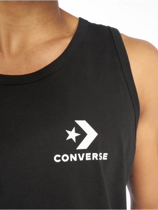 Converse Tanktop Chevron zwart