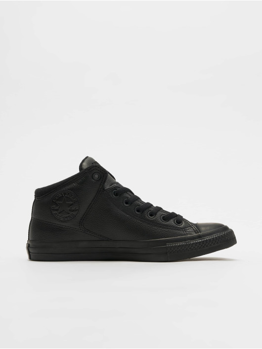 Converse Tennarit CTAS High Street musta
