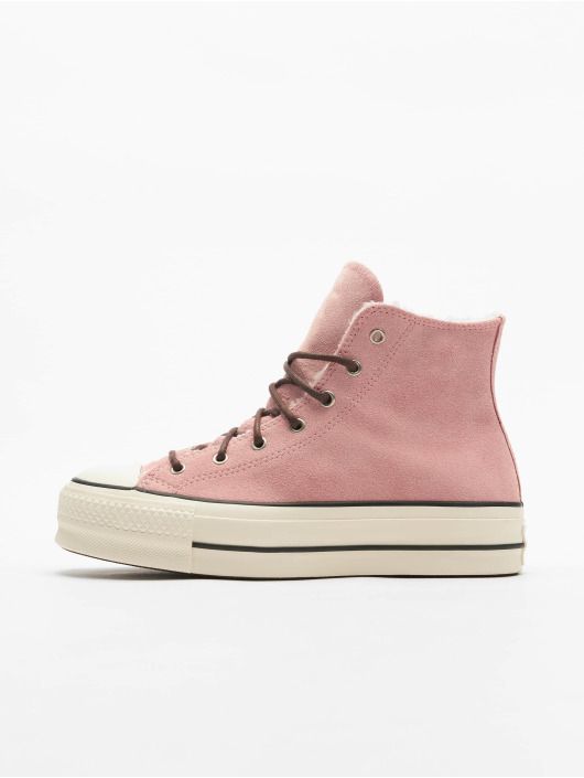 Converse Tennarit Chuck Taylor All Star Lift vaaleanpunainen