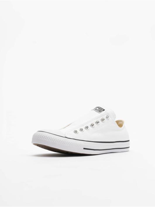 Converse Tennarit Chuck Tailor All Star Slip valkoinen
