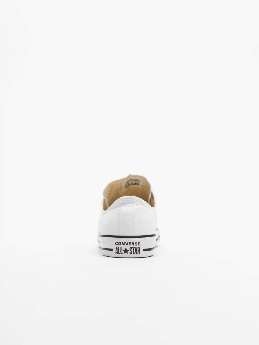 Converse Tennarit Chuck Tailor All Star Slip valkoinen