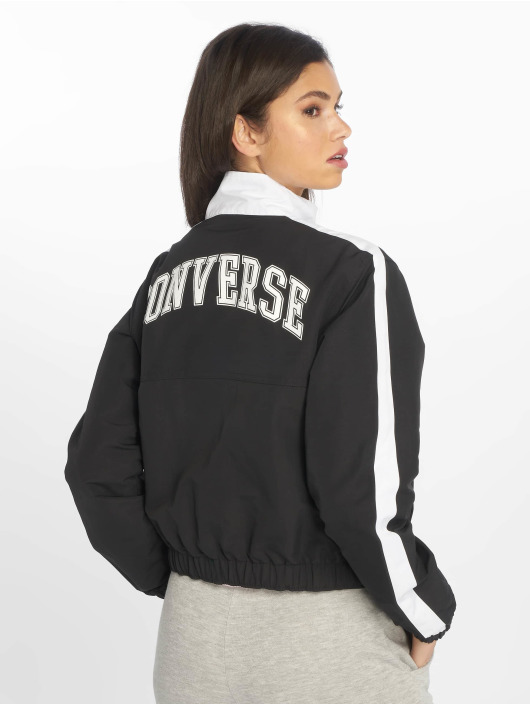 Converse Transitional Jackets Woven Warm Up svart