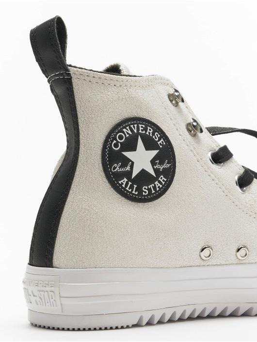 Converse Vapaa-ajan kengät Chuck Taylor All Star Hiker Waxed Suede valkoinen