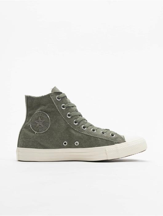 Converse Zapatillas de deporte Chuck Tailor All Star Hi gris