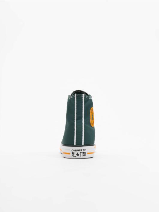 Converse Zapatillas de deporte Chuck Tailor All Star Hi verde