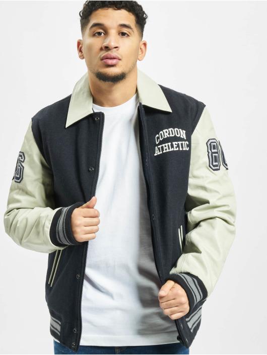 Cordon College Jackets Bronx niebieski