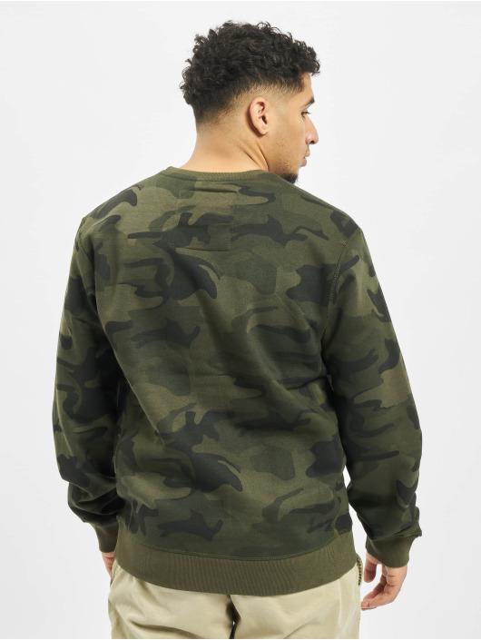 Cordon Pullover Johnny camouflage