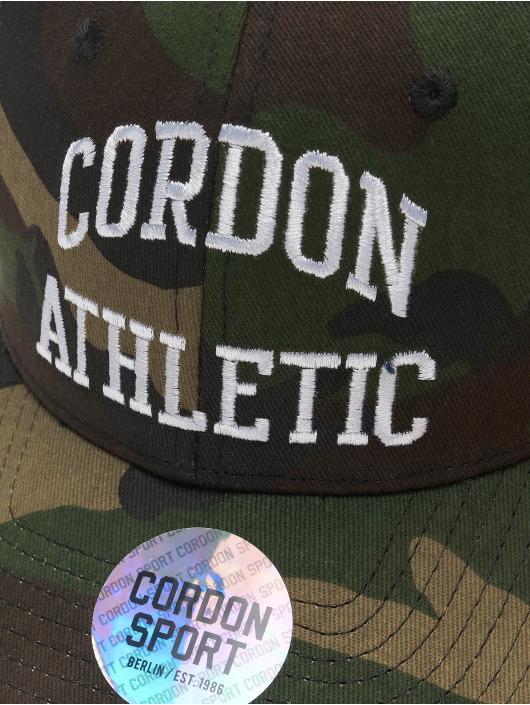 Cordon Snapback Cap Sport John camouflage