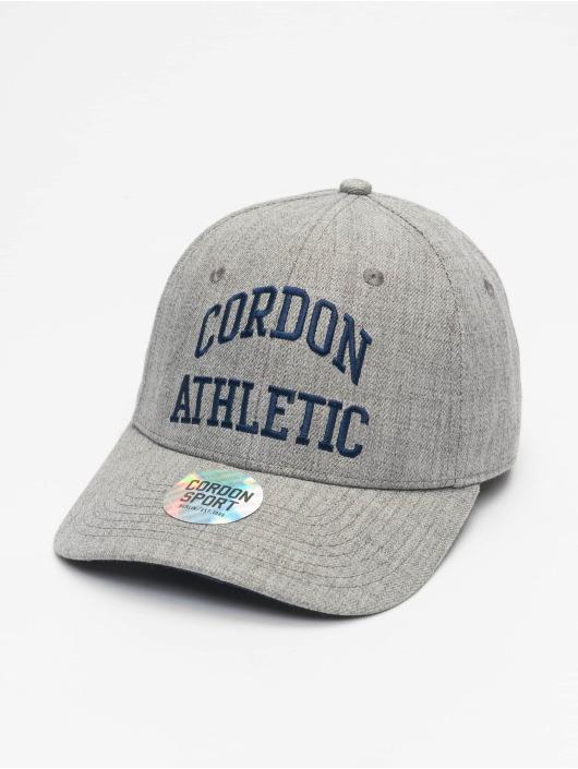 Cordon Snapback Caps Sport John szary