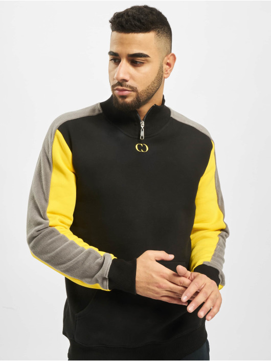 Criminal Damage Пуловер Esteban черный