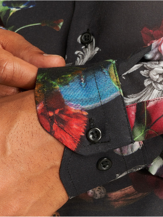 Criminal Damage Рубашка Dominic черный