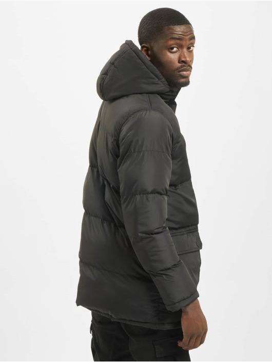 Criminal Damage Стеганая куртка Walker Puffa черный