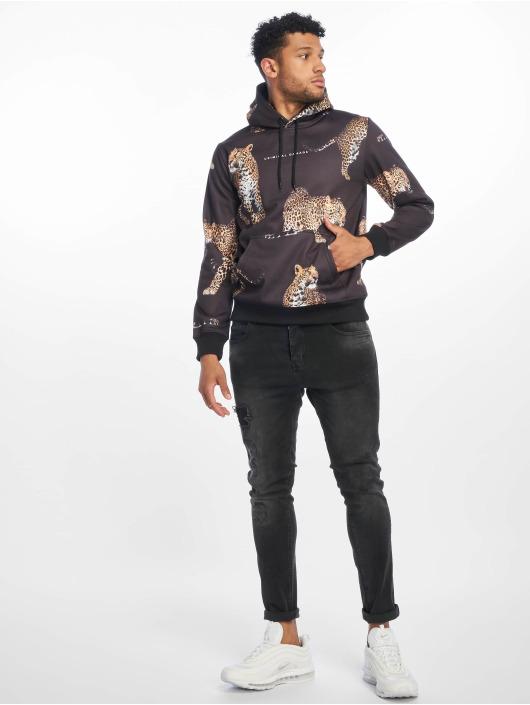 Criminal Damage Bluzy z kapturem Pack czarny