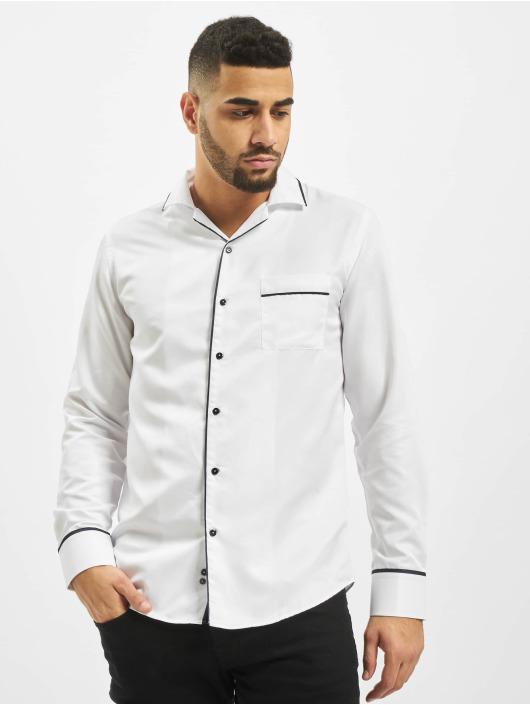 Criminal Damage Camicia Ray bianco
