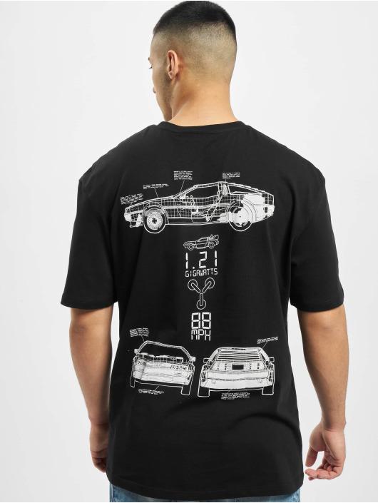 Criminal Damage Camiseta Cd Space negro