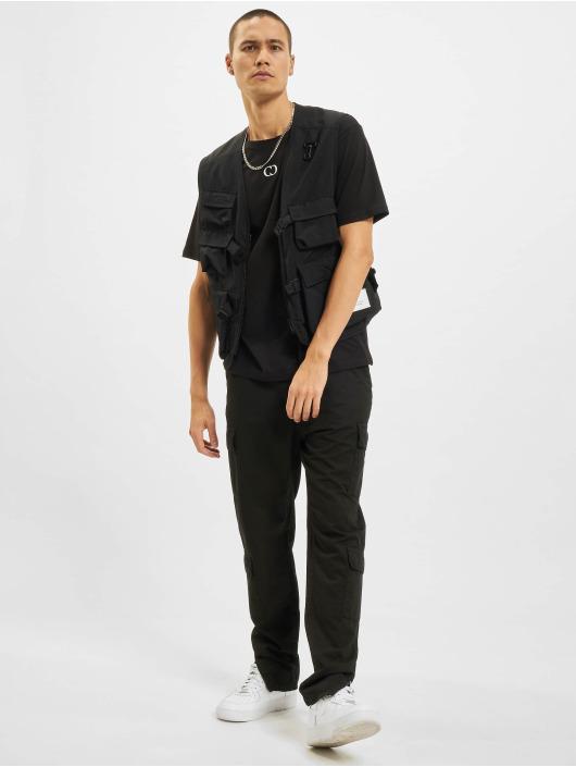 Criminal Damage Camiseta Eco negro