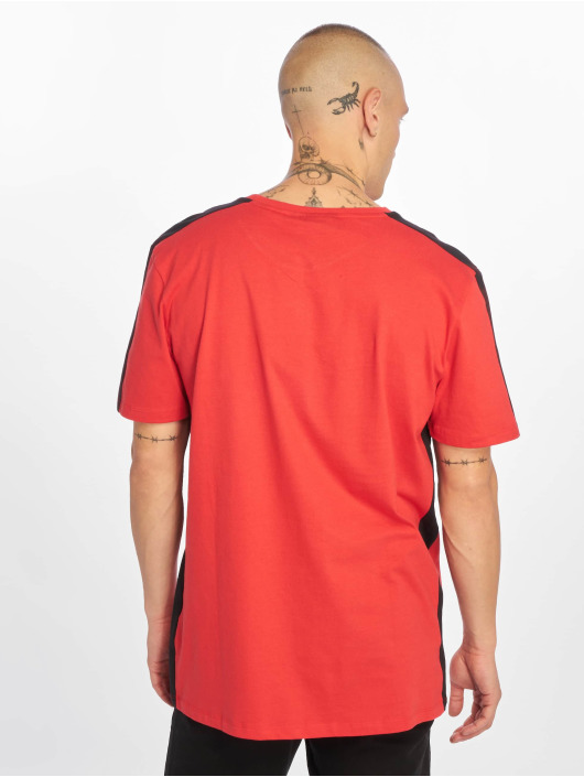 Criminal Damage Camiseta Carnaby rojo
