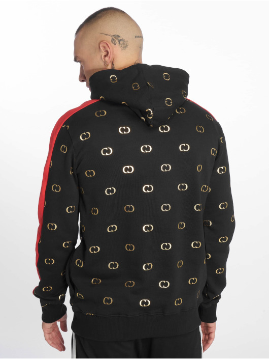 Criminal Damage Hoodie Rider black