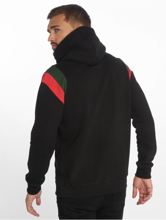 Criminal Damage Hoody Guy schwarz