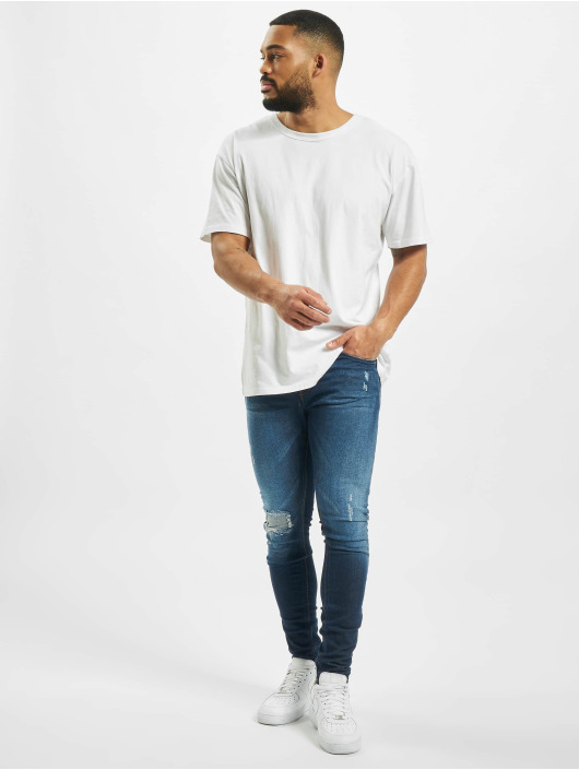 Criminal Damage Jeans slim fit Jonboy blu