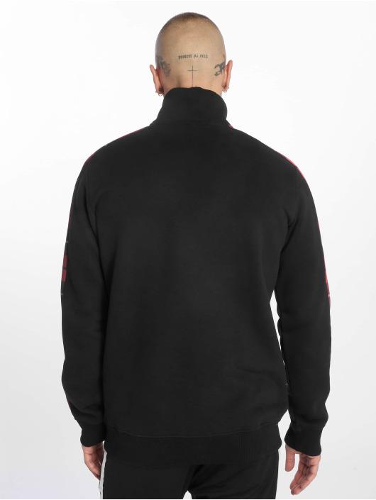 Criminal Damage Jersey Check Globe negro