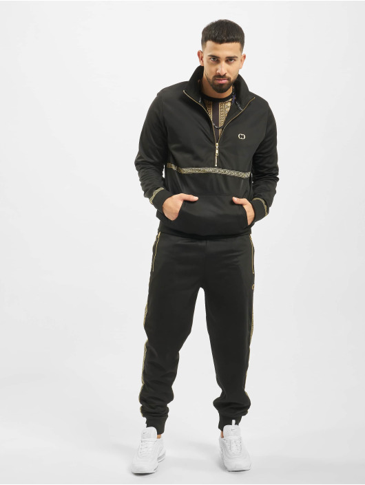 Criminal Damage joggingbroek Verino zwart