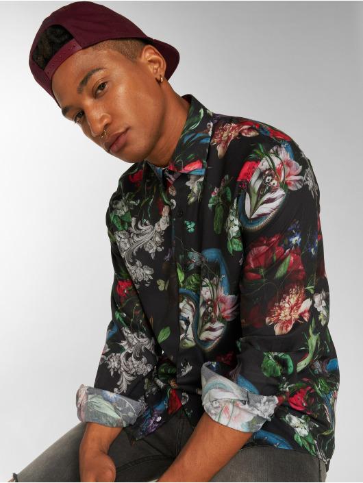 Criminal Damage Koszule Dominic czarny