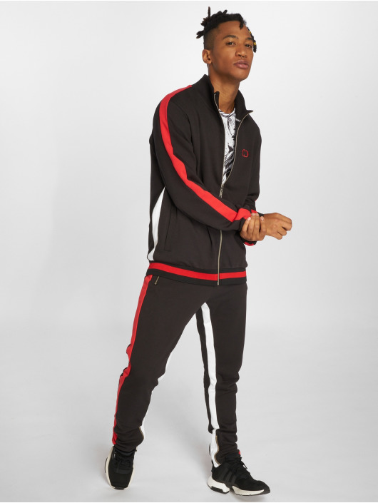 Criminal Damage Lightweight Jacket Roman black