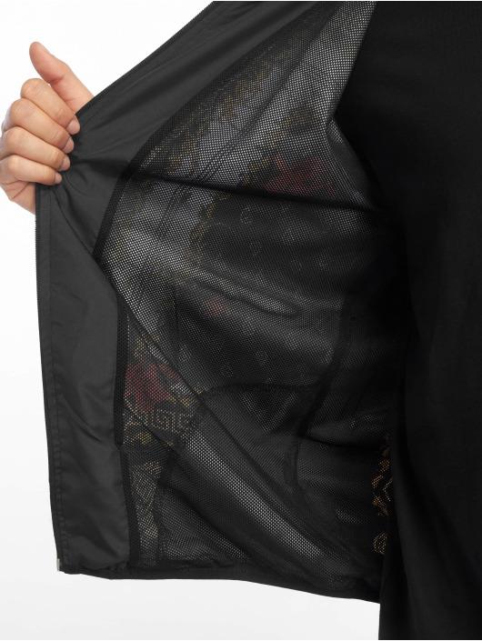Criminal Damage Lightweight Jacket Avi Windbreaker black