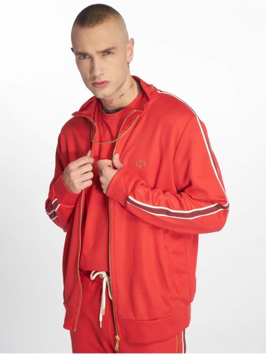 Criminal Damage Lightweight Jacket Wise red