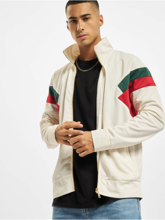 Criminal Damage Lightweight Jacket Cuccio white