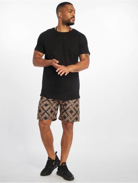 Criminal Damage Pantalón cortos Roman negro