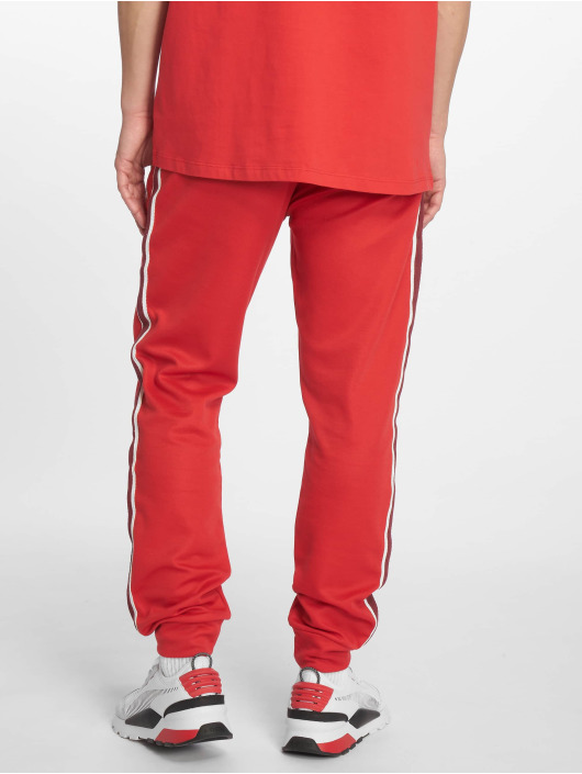 Criminal Damage Pantalón deportivo Wise rojo