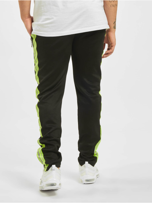 Criminal Damage Pantalone ginnico Ranger Jogger nero