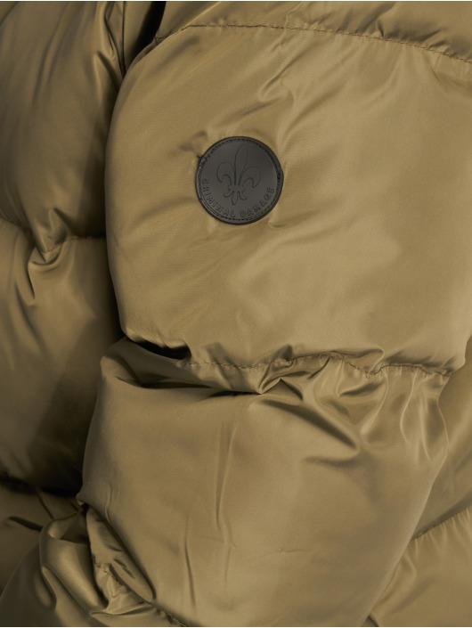 Criminal Damage Puffer Jacket Metro Puffer olive