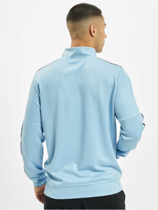 Criminal Damage Pullover Wise blau
