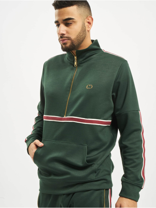 Criminal Damage Pullover Wise green
