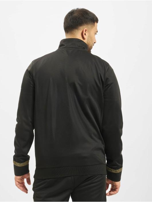 Criminal Damage Pullover Verino schwarz