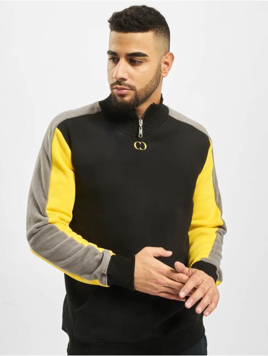 Criminal Damage Pullover Esteban schwarz