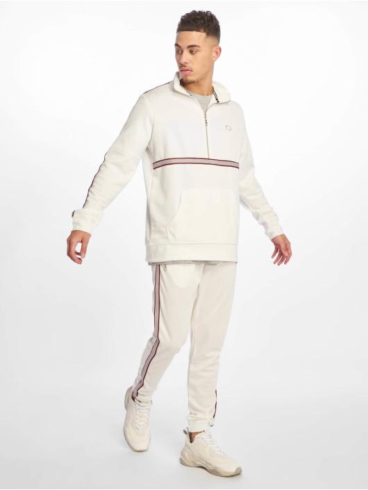 Criminal Damage Pullover Wise white