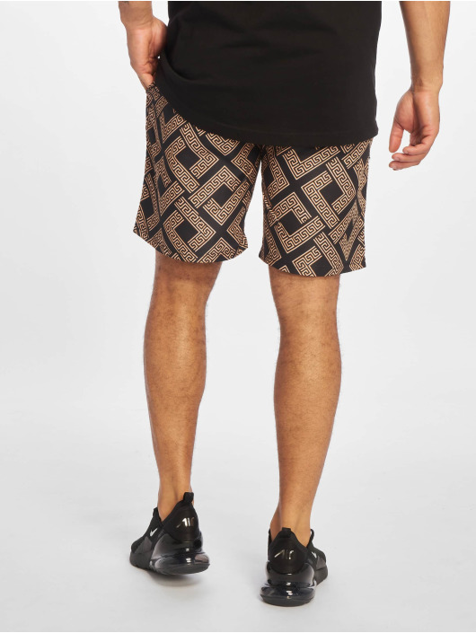 Criminal Damage Short Roman black