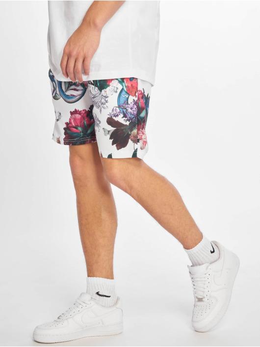 Criminal Damage Shorts Dominic hvit
