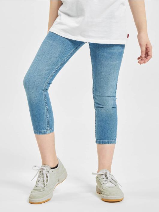 Criminal Damage Skinny Jeans Cd Kids Guard blå