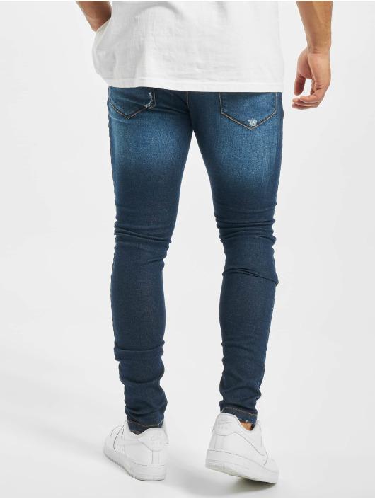 Criminal Damage Skinny Jeans Jonboy blue