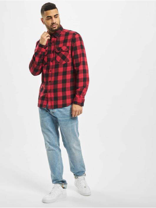 Criminal Damage Skjorter Jack Print red